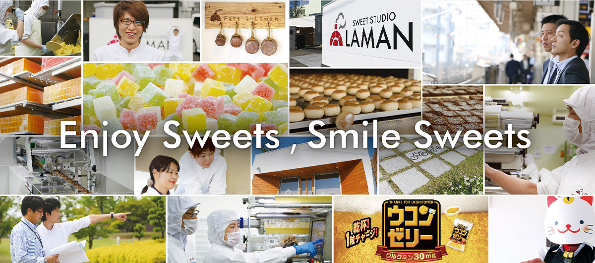 Enjoy Sweets Smile Sweets