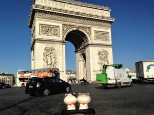 パリ2日目 (1)